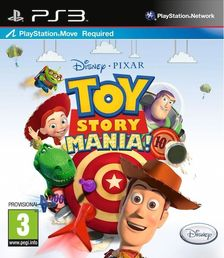 Toy Story Mania! PS3