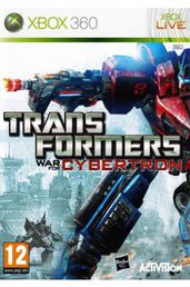 Transformers: War for Cybertron Xbox 360