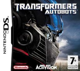 Transformers the Game: Autobot Nintendo DS