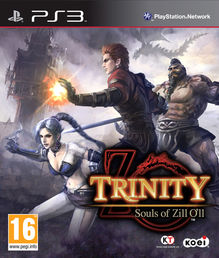 Trinity: Souls of Zill O'll PS3