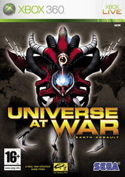 Universe at War: Earth Assault Xbox 360