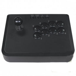 USB Fighting Stick PC/PS2/PS3/Xbox 360/Wii/Wii U/Gamecube