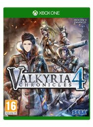 Valkyria Chronicles 4 Xbox One