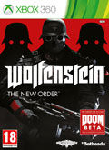 Wolfenstein: The New Order Xbox 360