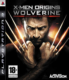X-Men Origins Wolverine PS3