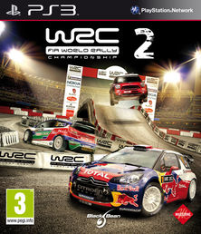 WRC FIA: World Rally Championship 2 PS3