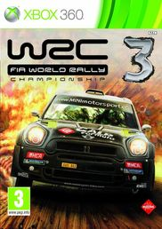 WRC: FIA World Rally Championship 3 Xbox 360