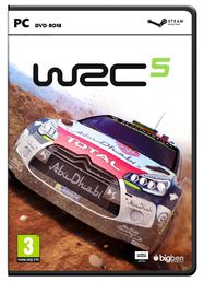 WRC 5 - World Rally Championship 5 PC