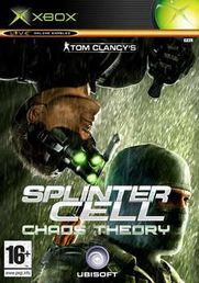 Splinter Cell: Chaos Theory Xbox