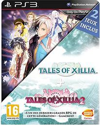 Tales of Xillia + Tales of Xillia 2 PS3