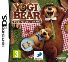 Yogi Bear Nintendo DS