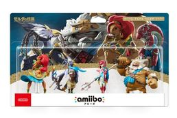 Champions Amiibo Pack (Zelda Breath of the Wild)