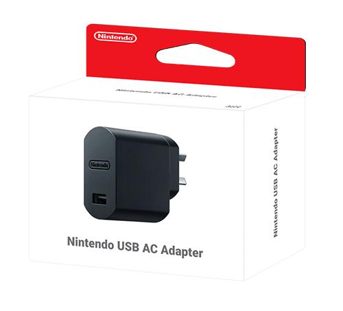 Nintendo Usb Ac Adapter Switchmini Nesmini Snes Konsolinet