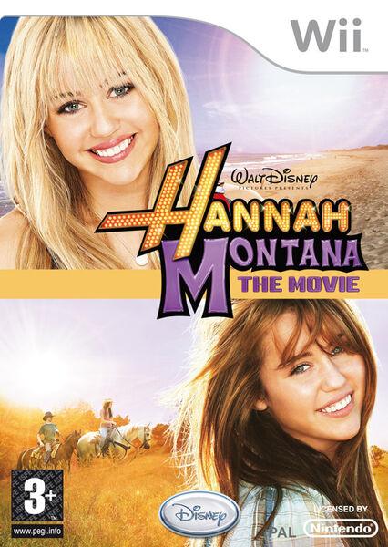 Dvd hannah montana movie