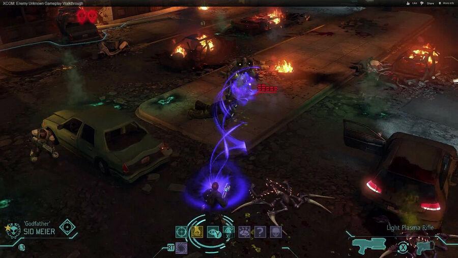 Xcom: enemy unknown 2012