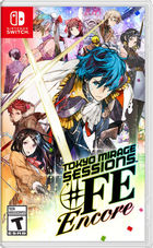 Tokyo Mirage Sessions #FE Encore Switch kansikuva