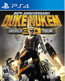 Duke Nukem 3D 20th Anniversary World Tour PS4 kansikuva