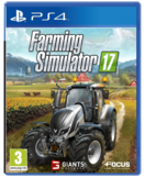 Farming Simulator 17 PS4 kansikuva