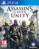 Assassin's Creed: Unity PS4 kansikuva