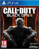 Call of Duty: Black Ops III PS4 kansikuva