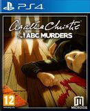 Agatha Christie The ABC Murders PS4 kansikuva