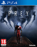 Prey PS4 kansikuva