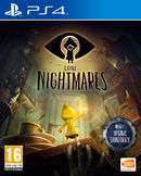 Little Nightmares PS4 kansikuva