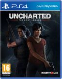Uncharted The Lost Legacy PS4 kansikuva