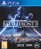 Star Wars Battlefront II PS4 kansikuva