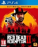 Red Dead Redemption 2 Ultimate Edition PS4 kansikuva
