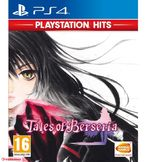 Tales of Berseria PS4 kansikuva