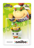 Amiibo Super Smash Bros. Bowser Jr.  myyntipakkaus