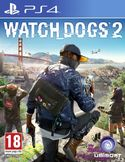 Watch Dogs 2 PS4 kansikuva