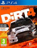 Dirt 4 PS4 kansikuva