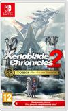 Xenoblade Chronicles 2: Torna The Golden Country Switch kansikuva