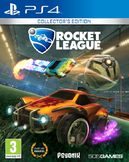 Rocket League Collector's Edition PS4-pelin kansikuva