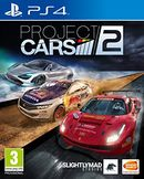 Project CARS 2 PS4 kansikuva