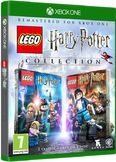 Lego Harry Potter Collection Years 1-7 Xbox One kansikuva
