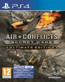 Air Conflicts Secret Wars Ultimate Edition PS4 kansikuva