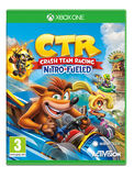 Crash Team Racing: Nitro-Fueled Xbox One kansikuva