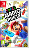 Super Mario Party Switch kansikuva