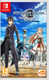 Sword Art Online Hollow Realization Deluxe Edition Switch kansikuva