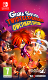 Giana Sisters: Twisted Dreams Owltimate Edition kansikuva