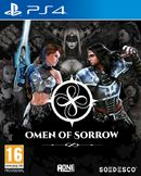 Omen of Sorrow PS4 kansikuva