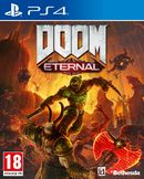 Doom Eternal PS4 kansikuva