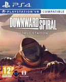 Downward Spiral: Horus Station VR PS4 kansikuva