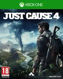 Just Cause 4 Xbox One kansikuva