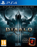 Diablo III Ultimate Evil Edition PS4 kansikuva