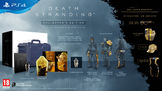 Death Stranding Collectors Edition PS4 tuotekuva