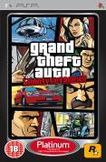 Grand Theft Auto: Liberty City Stories Platinum PSP